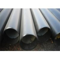 Wholesale Oil Water Large Diameter Low Carbon Steel , Natural Gas Cold Rolled Steel from china suppliers