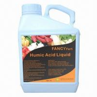 Wholesale Organic liquid fertilizer with humic acid and fulvic acid from china suppliers