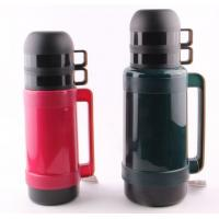 Wholesale Mini 1.0L thermos glass liner insulation pot casual travel thermos Vacuum Flask from china suppliers