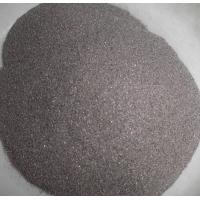 China Filter Medium Brown Fused Alumina , P150 Aluminium Oxide Abrasive Grit on sale