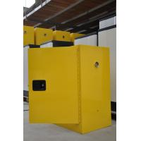 Wholesale 12GAL Flammable Safety Storage Cabinets with Double vents For Industrial Chemical from china suppliers