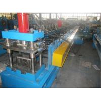 China Double Layer Cold Roll Forming Machine 1 - 2mm 7.5KW With Hydraulic Decoiler on sale