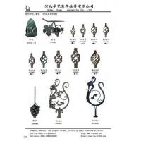 Offer Wrought Iron Stair Handrails, Balconies, Fencing