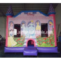 Buy cheap Princess Bouncer ,princess combo,inflatable bouncer from Wholesalers