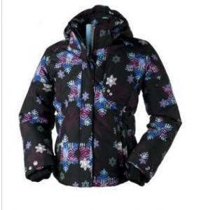 OEM factory  ladies women winter short down jacket