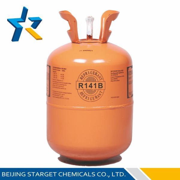 Quality R141B OEM Environmentally Friendly High Purity 99.99% HCFC Refrigerant R141B for sale