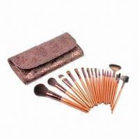 Wholesale Promotional Makeup Kit with Wooden Handle from china suppliers