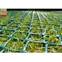 Wholesale Grass Protection Mesh , Garden Mesh Netting , Turf Reinforcement Mesh , 650 GSM , HDPE Materials from china suppliers