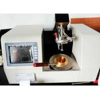 Wholesale GD-261D Automatic PMCC Pensky-Martens Closed Cup Flash Point Tester ( ASTM D93) from china suppliers