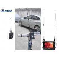 Buy cheap 5km+ Low latency UHF COFDM Video Transmitter receiver for live broadcaset from wholesalers