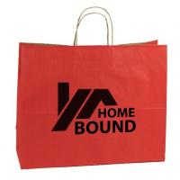 Wholesale Promotional Custom Printed Paper Shopping Bags With Cotton String Handles from china suppliers