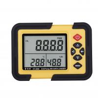 Wholesale Backlight Portable Gas Detector , Industrial Co2 Temperature And Humidity Data Logger from china suppliers
