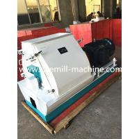 Wholesale Hammer Mill SPSF56X40 for Husk flour and small mesh husk grinding whole system from china suppliers