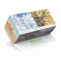 Wholesale Promotional Duo Cube Calendar Monthly, Cube Measures 5x5x5cm from china suppliers