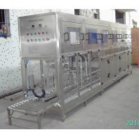 Quality 5 Gallon Bottle Washing Filling and Capping Machine For Barreled Water for sale