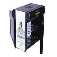 China 35L Small Refrigerator Compressor Mini Bar 21L Energy Drink Fridge With Key Lock SC35B on sale