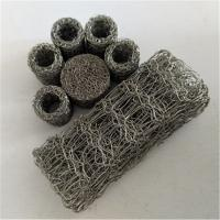 Wholesale SS 316 Wire Filter Mesh Good Air Permeability Long Replacement Cycle from china suppliers