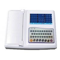 Wholesale 12 Channel Ecg Machine 7 Inch Electrocardiogram Equipment With Full Keyboard from china suppliers