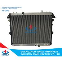 Wholesale Hilux Innova 2004- Diesel Mt Toyota car Radiator OEM 16400-Ol160/Ol120/Ol140 from china suppliers