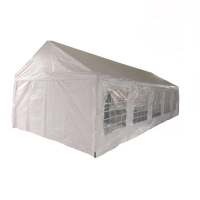China Abrasion Resistant 5x10m PE Outdoor Party Tent With Removable Walls on sale