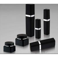 Wholesale Black Cosmetic Packaging Acrylic Lotion Bottle from china suppliers
