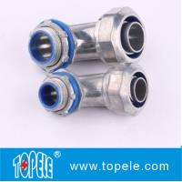 Wholesale Zinc Die Cast Liquid Tight Flexible Conduit And Fittings 90 Degree Angle from china suppliers