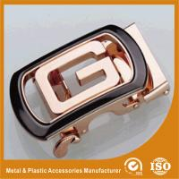 Buy cheap Personalized Zinc Alloy Die Casting Automatic Belt Buckle for Leather Belt 35mm from Wholesalers
