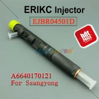 Wholesale Ssangyong diesel fuel injection pump EJBR04501D high pressure injector R04501D,Diesel  Injector 4501D delphi 6640170121 from china suppliers