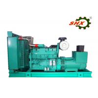 Wholesale Water - Cooled Diesel Driven Generator , Open Electricity Generating System from china suppliers