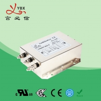 Wholesale Yanbixin 380V 440V EMI RFI Noise Filter Operating Frequency 50/60HZ Eco - Friendly from china suppliers