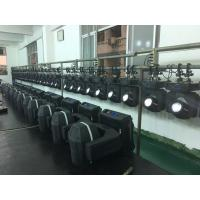 Wholesale Frost Lens Colorful Moving Head Stage Lights / LED Beam Moving Head Light from china suppliers