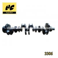 Wholesale China Supplier High Quality 3306 auto engine forged steel crankshaft from china suppliers