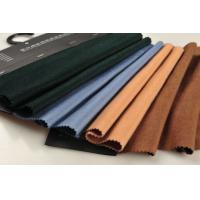 Buy cheap 57 / 58 Inch Warm Soft Woven Wool Fabric Wool Upholstery Fabric Custom from Wholesalers