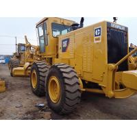 China Ripper Available Old Cat Motor Graders16G  New Paint CAT 3406 Engine 250HP Power on sale