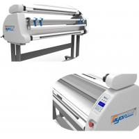 Wholesale Roll To Roll Cold Laminating Machine 1600 mm 63 Inch For PVC Card / aluminum FY1600DA from china suppliers