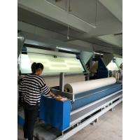 Wholesale Fully Automatic Fabric Checking Machine With Rollers 1.5kw Main Motor Power from china suppliers