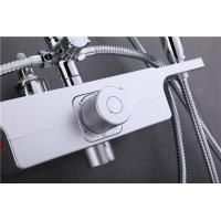 Concealed Thermostatic Mixing Valve Maximum Flow 26L/Min Multi Layer Nickel Plating
