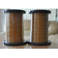 China 0.16 - 1.0mm Self Solderable TIW Wire , High Voltage Copper Wire For Memory on sale