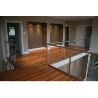 Wholesale House interior deck railings stainless steel cable railing from china suppliers