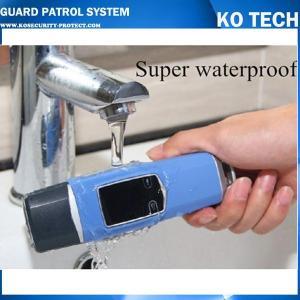 KO-500V4 Super waterproof ID Tag Reading Guard Tour System