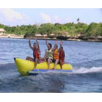 Wholesale CE Authenticate PVC or Hypalon inflatable banana boat from china suppliers