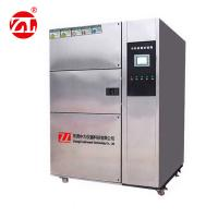 China 3 - Slot Hot And Cold Impact Testing Machine With Dual Cooling System on sale