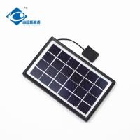Buy cheap 9V 3W solar panel photovoltaic for solar power system ZW-3W-9V-1 portable solar from wholesalers