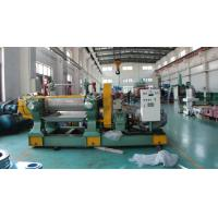 Overload Protection Rubber Mixing Equipment , Industrial Rubber Processing Machinery