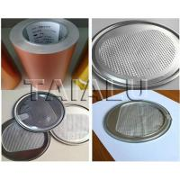 Wholesale 8011 0.06-0.09mm  lacquer aluminium foil used for easy peel lids from china suppliers