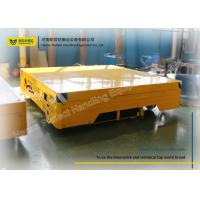 Wholesale Construction Pallet Transfer Carts Flatbed Transport Vehicle Steel Structure from china suppliers