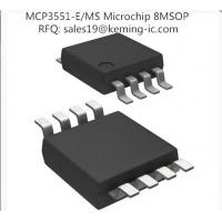 MCP3551-E/MS Microchip 8MSOP ADC Analog to Digital Converter