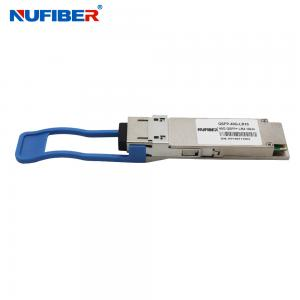 Wholesale LR 10KM40G QSFP+ Fiber Optic Transceiver 1310nm from china suppliers