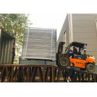 China Melbourne Temporary Fencing Panels 2100mm*2400mm on sale