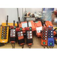 Wholesale Industrial Crane Spare Parts / Wireless Radio Remote Control Systems For Mining from china suppliers